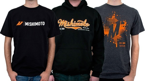 Mishimoto Apparel and Gear