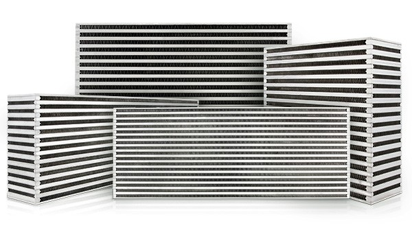Race Intercooler Cores