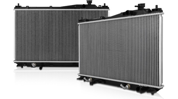Truck & Jeep Replacement Radiators