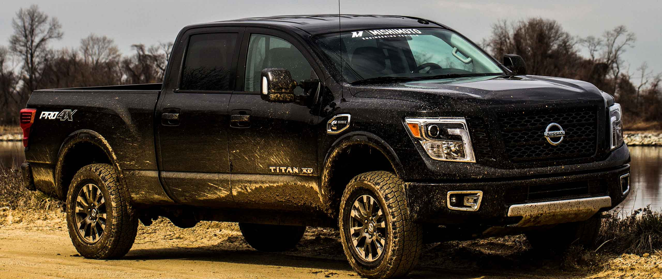 Nissan titan xd performance parts