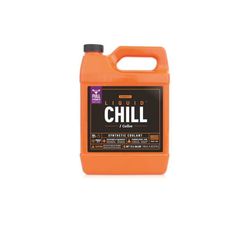 Mishimoto Liquid Chill Synthetic Engine Coolant Full Strength 1 Gallon