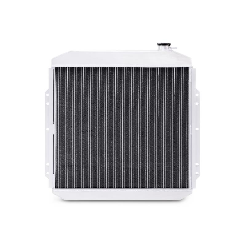 ZC433 3 Rows Aluminum Radiator Fit for Ford F Series Truck