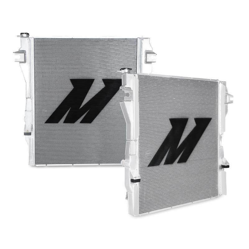 Dodge 6 7L Cummins Aluminum Radiator, 2010–2012