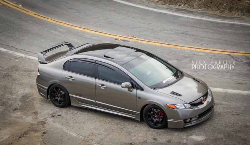 Captivating 2007 Honda Civic SI