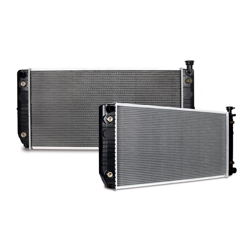 Chevrolet/GMC C/K Truck with 5 7L/7 4L V8, HD Cooling and 34 Core  Replacement Radiator, 1988-1993
