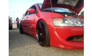 2003 Mitsubishi Evolution 8 GSR