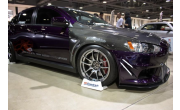 2008 Mitsubishi Evolution X