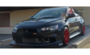Team Hybrid 2010 Mitsubishi Lancer Evolution X