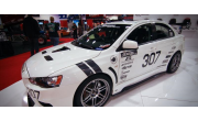 SEMA 2011- 2010 Mitsubishi Lancer Evolution X MR