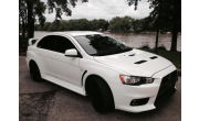 2013 Mitsubishi Evolution X GSR