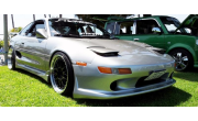 TEAM Hybrid 1991 Toyota MR2 Turbo Hardtop