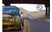 Team Hybrid 1992 Honda Civic SI