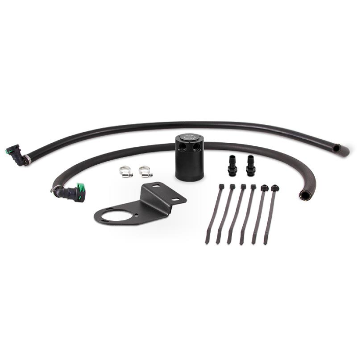 Baffled Oil Catch Can Kit, fits Ford Ranger 2019+