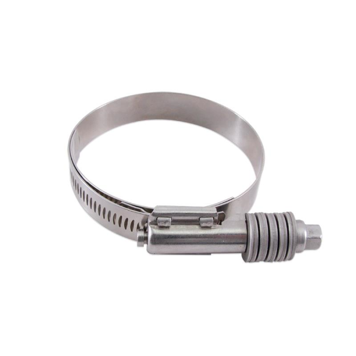 """Mishimoto Constant Tension Worm Gear Clamp, 1.77"""" – 2.60"""" (45mm – 66mm)"""