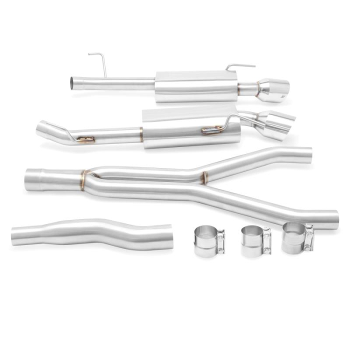 Cat-Back Exhaust, fits Ford Mustang EcoBoost 2015+