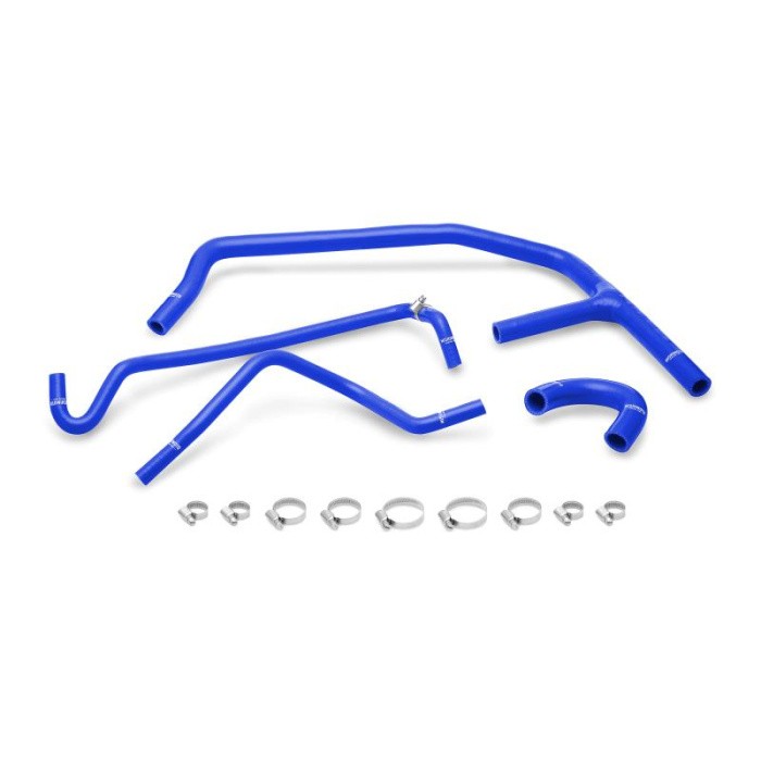 Silicone Ancillary Hose Kit, fits Ford Mustang EcoBoost 2015-2017