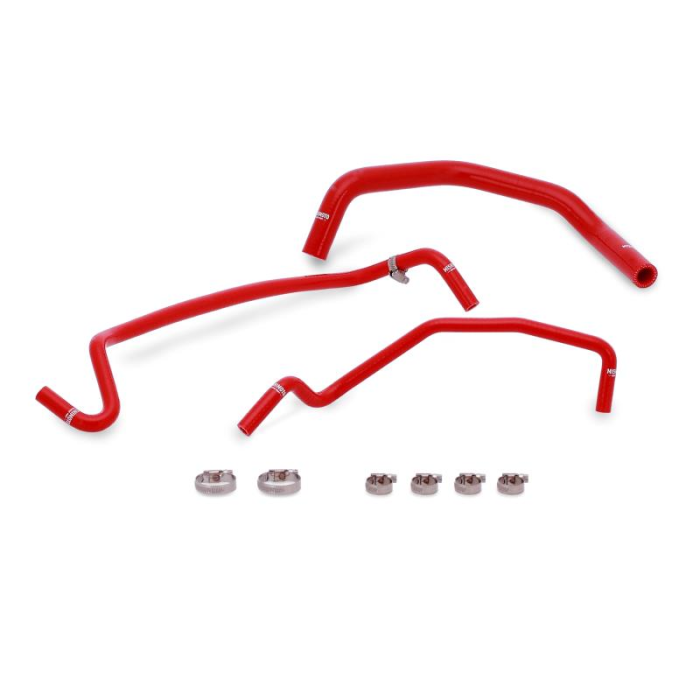 Ancillary Coolant Hose Kit, fits Ford Mustang GT Silicone 2015-2017