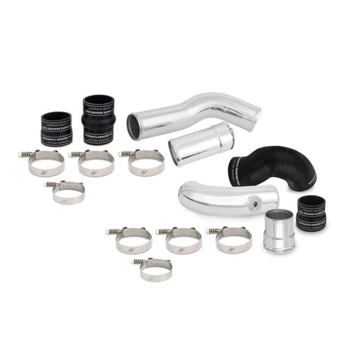 Intercooler Pipe and Boot Kit, fits Ford 6.7L Powerstroke 2017+