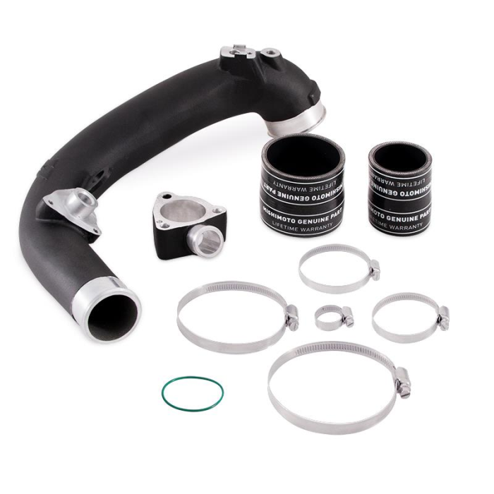 Performance Intercooler Pipe, fits Jeep Wrangler JL 2.0L 2018+
