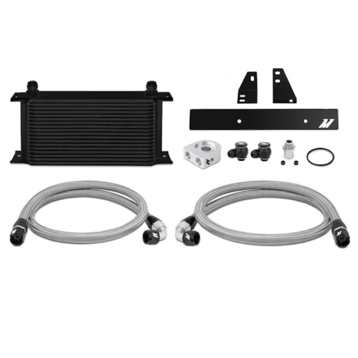 Oil Cooler Kit fits Nissan 370Z 2009-2020/Infiniti G37 2008-2015 (Coupe only)