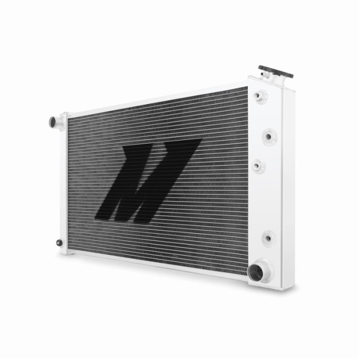 3-Row Performance Aluminum Radiator, fits Chevrolet Camaro 1970–1981