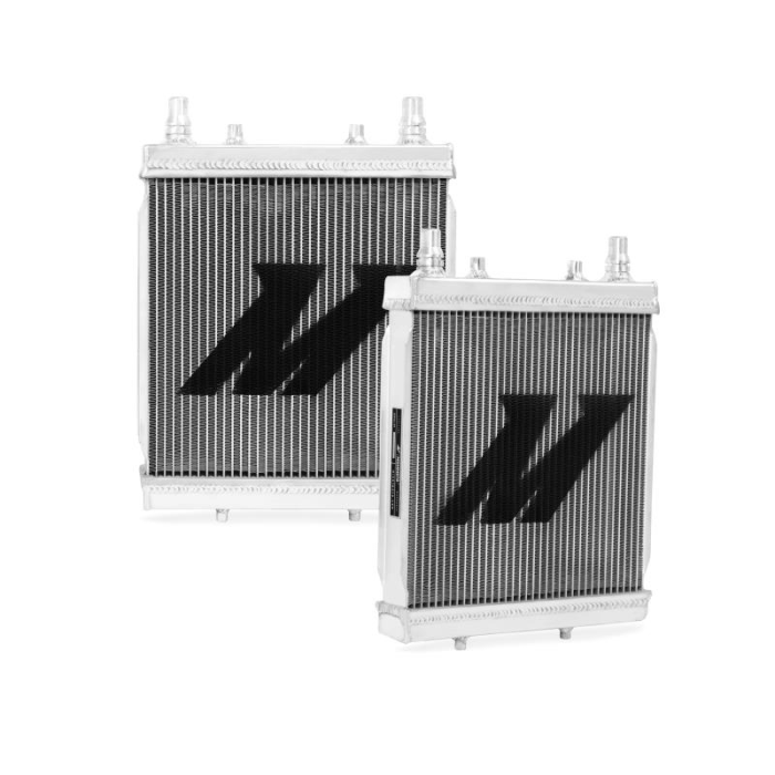 Performance Auxiliary Radiators, fits Chevrolet Camaro SS or HD Cooling Package 2016+