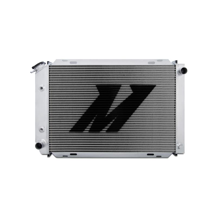 Performance Aluminum Radiator, fits Ford Mustang Automatic, 1979–1993