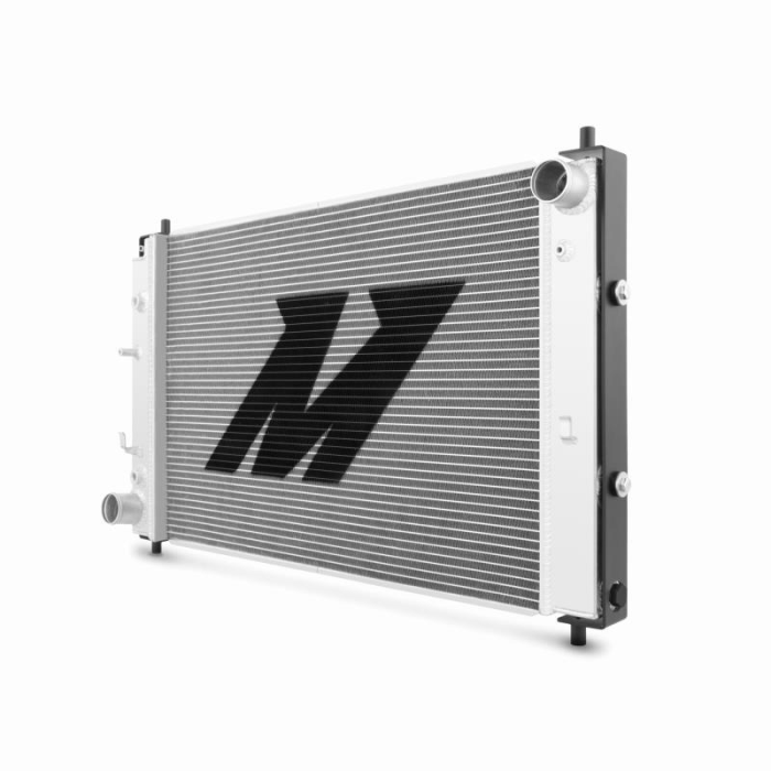 Performance Aluminum Radiator w/ Stabilizer System, fits Ford Mustang GT Automatic, 1997–2004