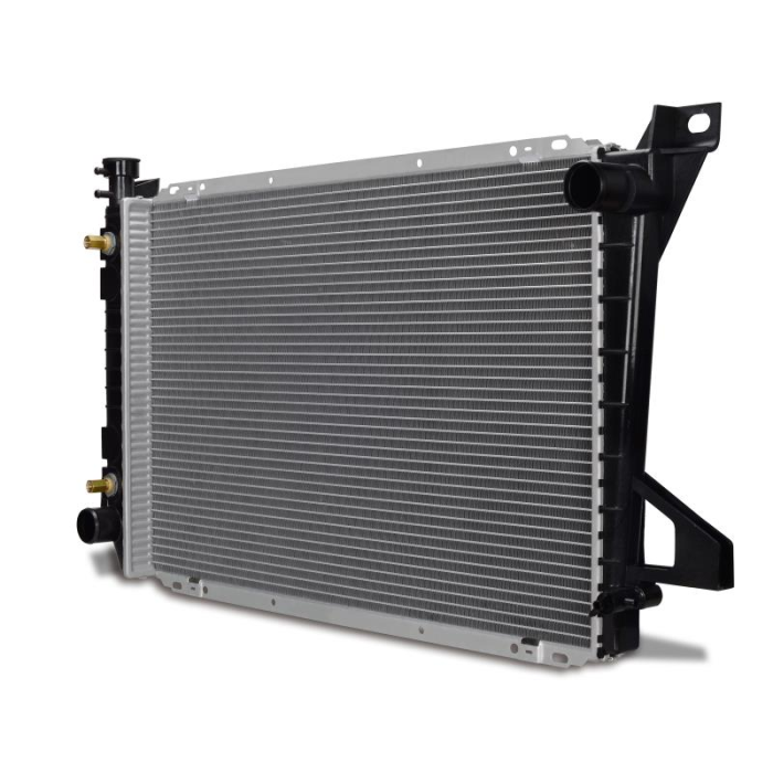Replacement Radiator, fits Ford F-Series 5.0L/5.8L V8 1985-1997