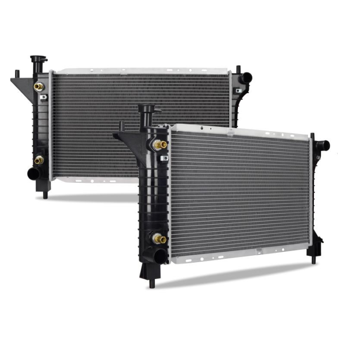 Replacement Radiator, fits Ford Mustang 1994-1996