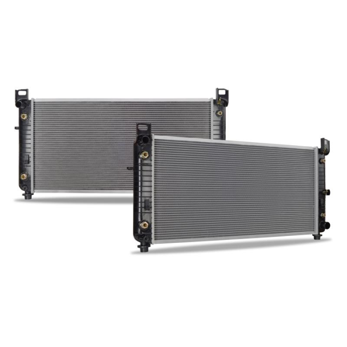Replacement Radiator, fits Cadillac Escalade 2002-2014
