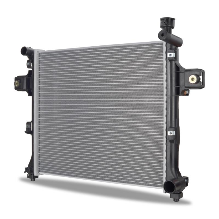 Replacement Radiator, fits Jeep Commander 3.7L/4.7L 2006-2010