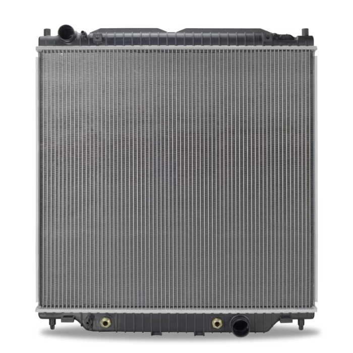 Replacement Radiator, fits Ford F-Series Super Duty 2005-2007