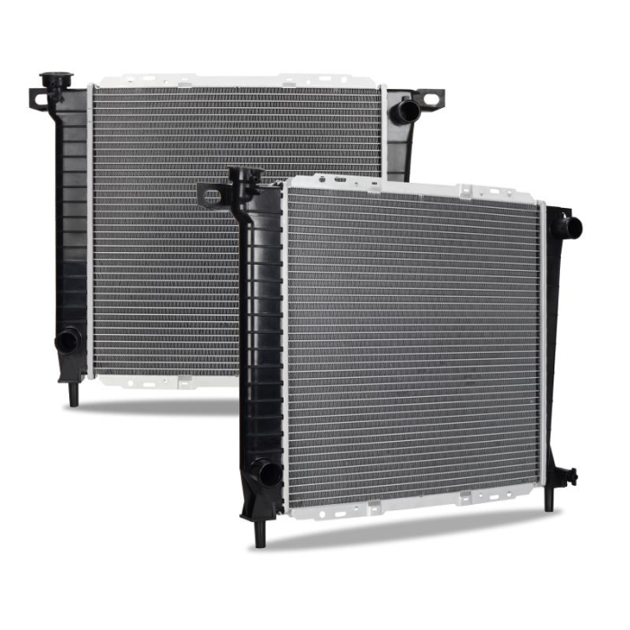 Replacement Radiator, fits Ford Bronco II V6 1985-1990