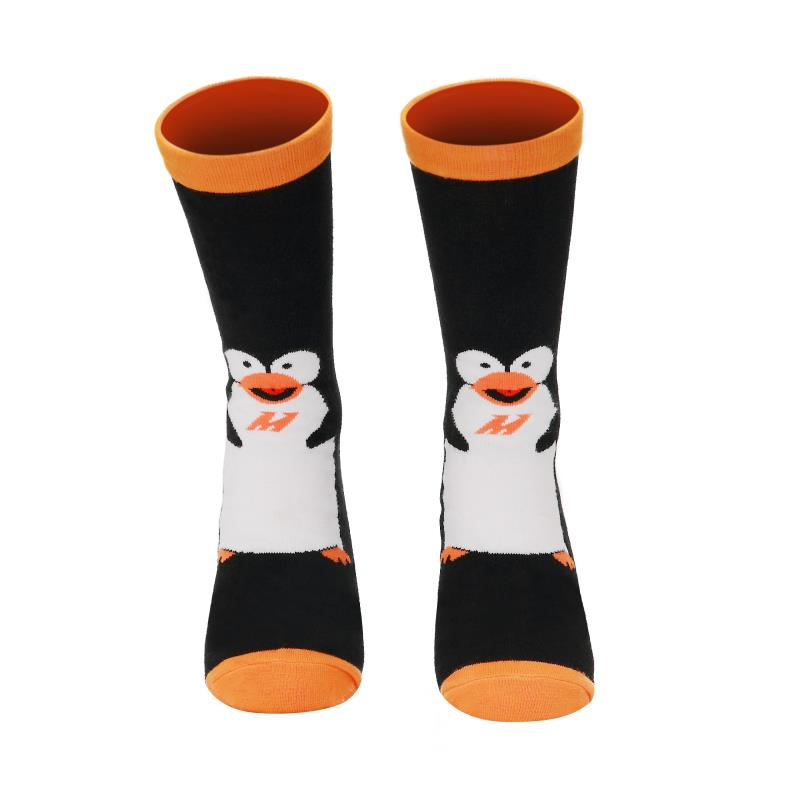 Mishimoto Chilly the Penguin Socks