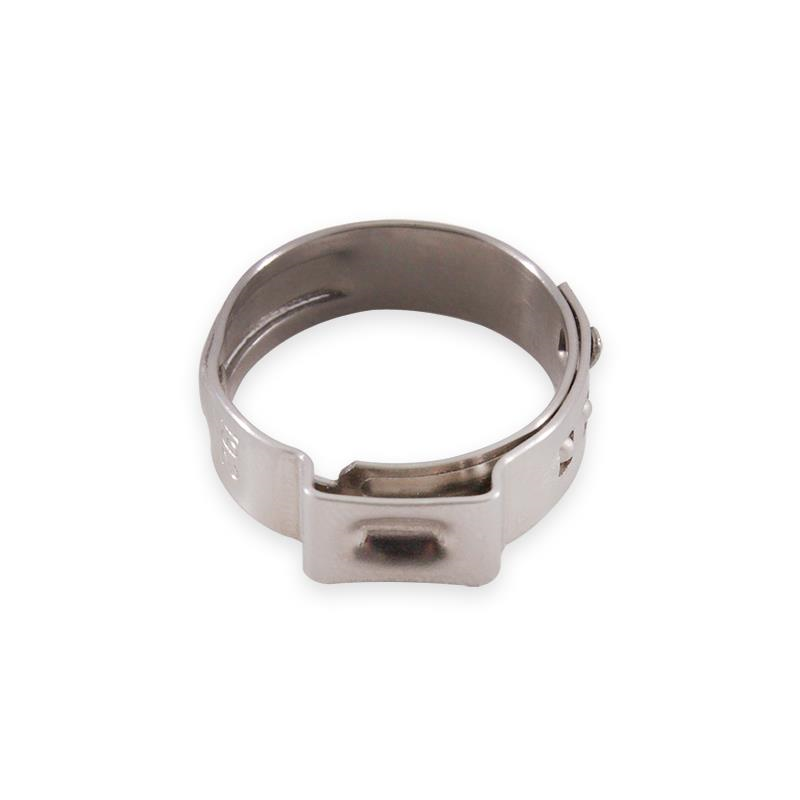 "Mishimoto Stainless Steel Ear Clamp, 0.82"" – 0.95"" (20.9mm – 24.1mm)"