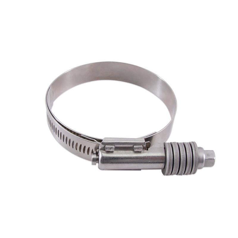 """Mishimoto Constant Tension Worm Gear Clamp, 3.27"""" – 4.13"""" (83mm – 105mm)"""