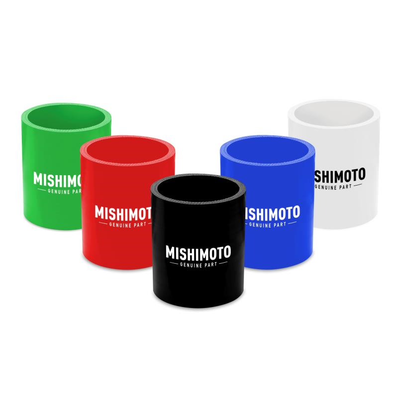 "Mishimoto 2.25"" Straight Coupler, Various Colors"