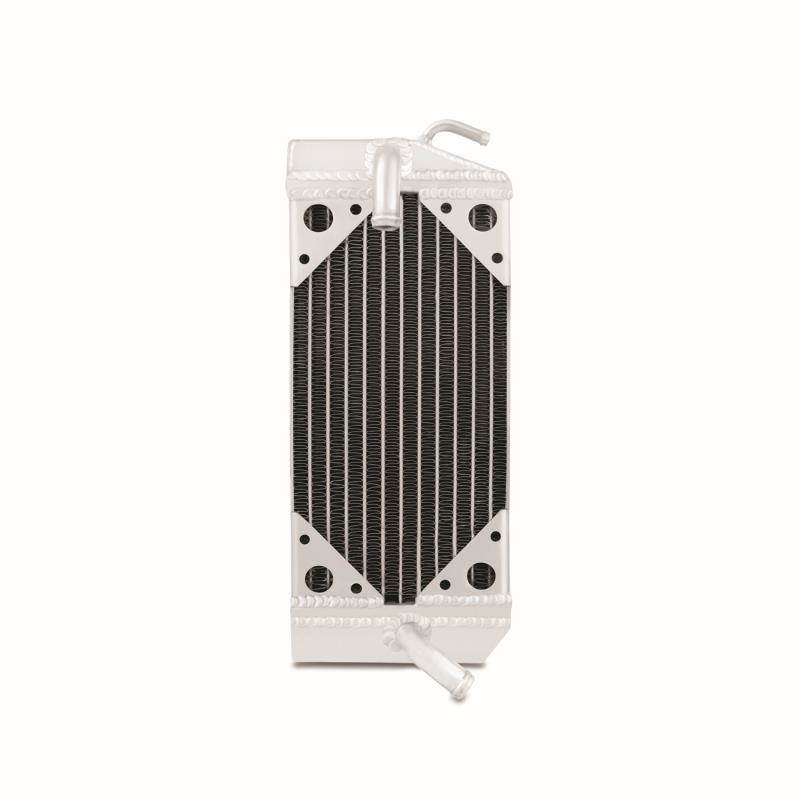 Honda CRF450R Braced Aluminum Dirt Bike Radiator, Left, 2002-2004
