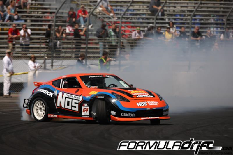 2011 NOS Energy Drink Nissan 370Z