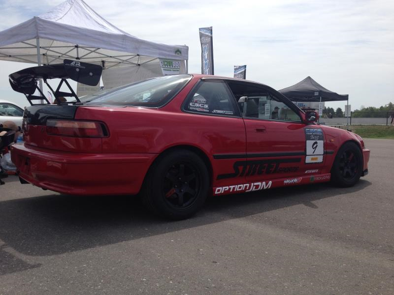 Mmdriver on Acura Integra Tuner