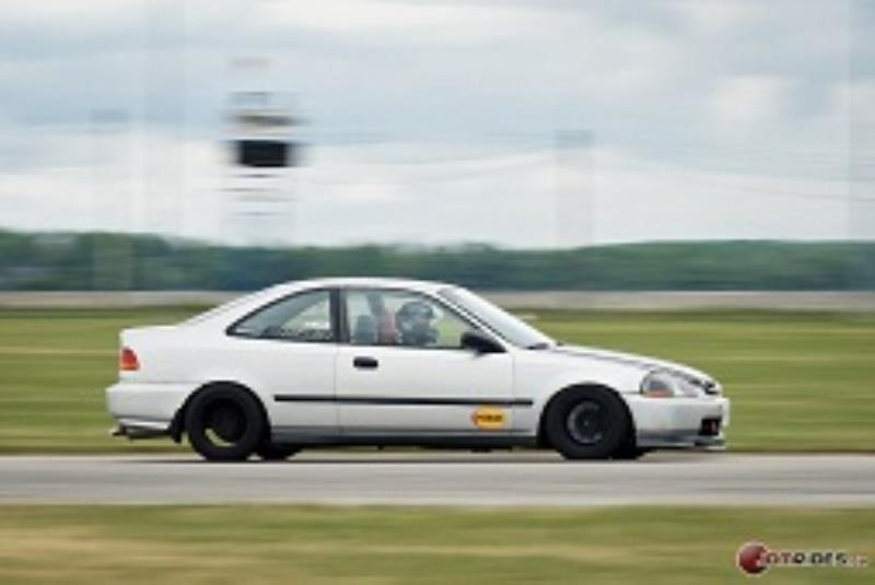 1998 Honda Civic SI