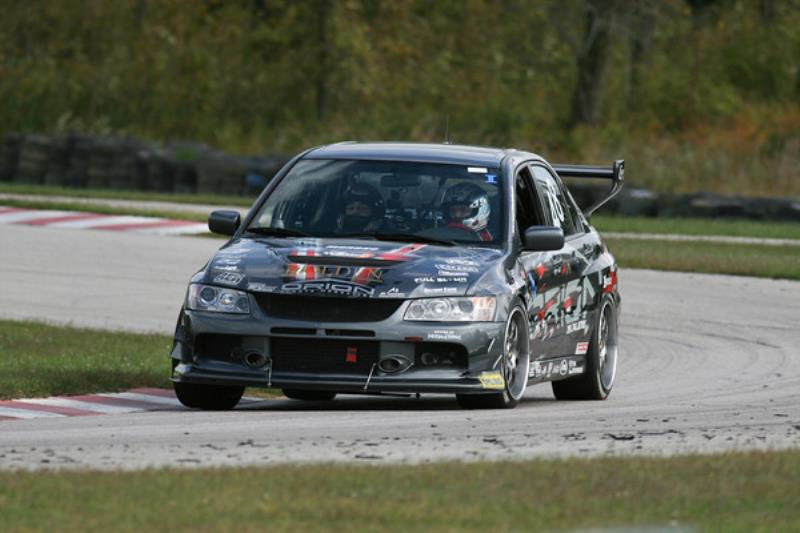 2005 Mitsubishi Evolution MR