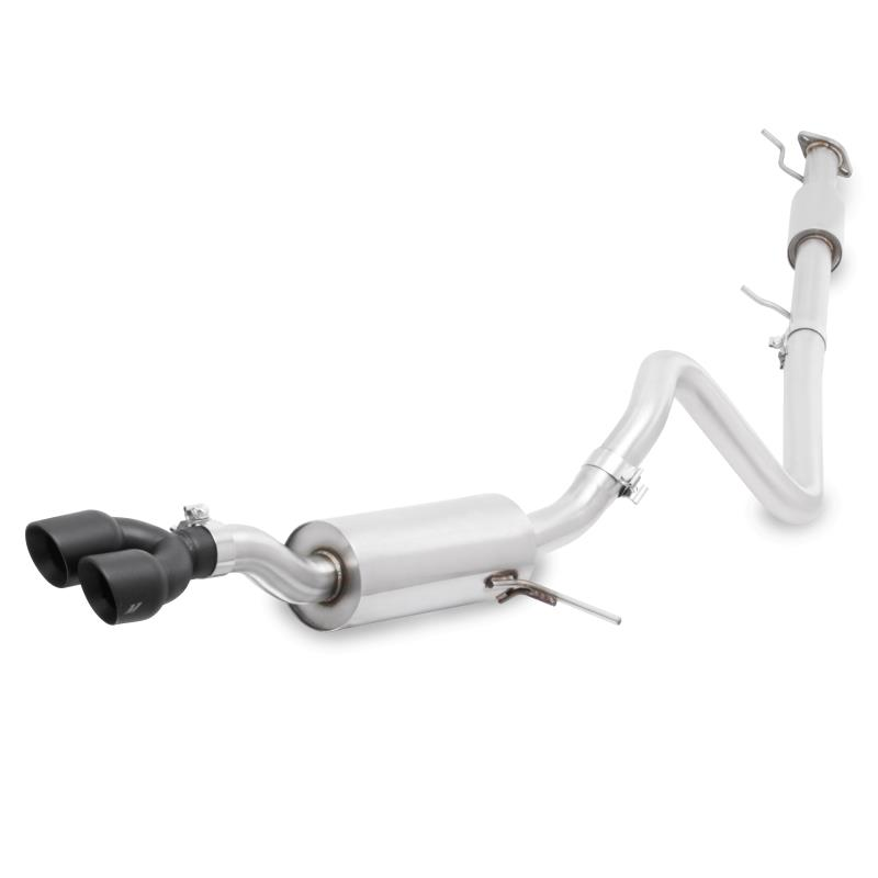 Ford Fiesta ST Cat-Back Exhaust, 2014–2019