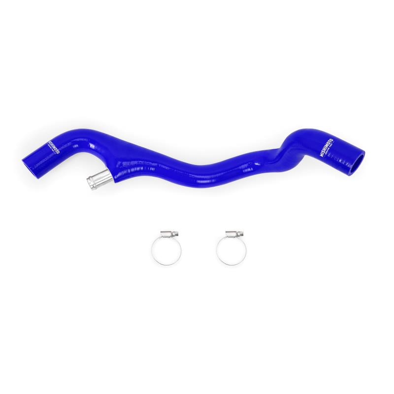 Ford 6.0L Powerstroke Lower Overflow Hose, 2005-2007