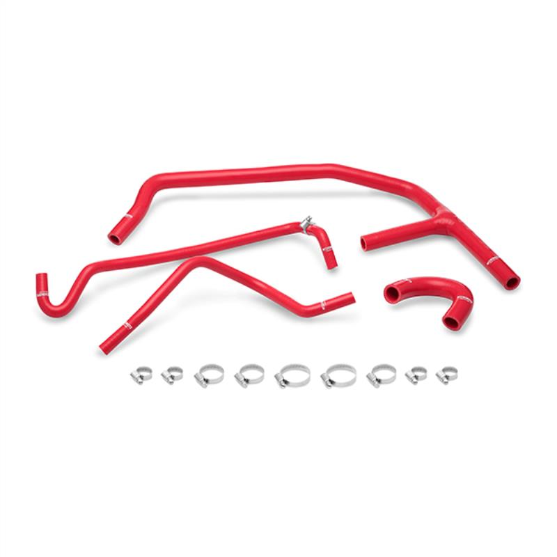 Ford Mustang EcoBoost Silicone Ancillary Hose Kit, 2015-2017