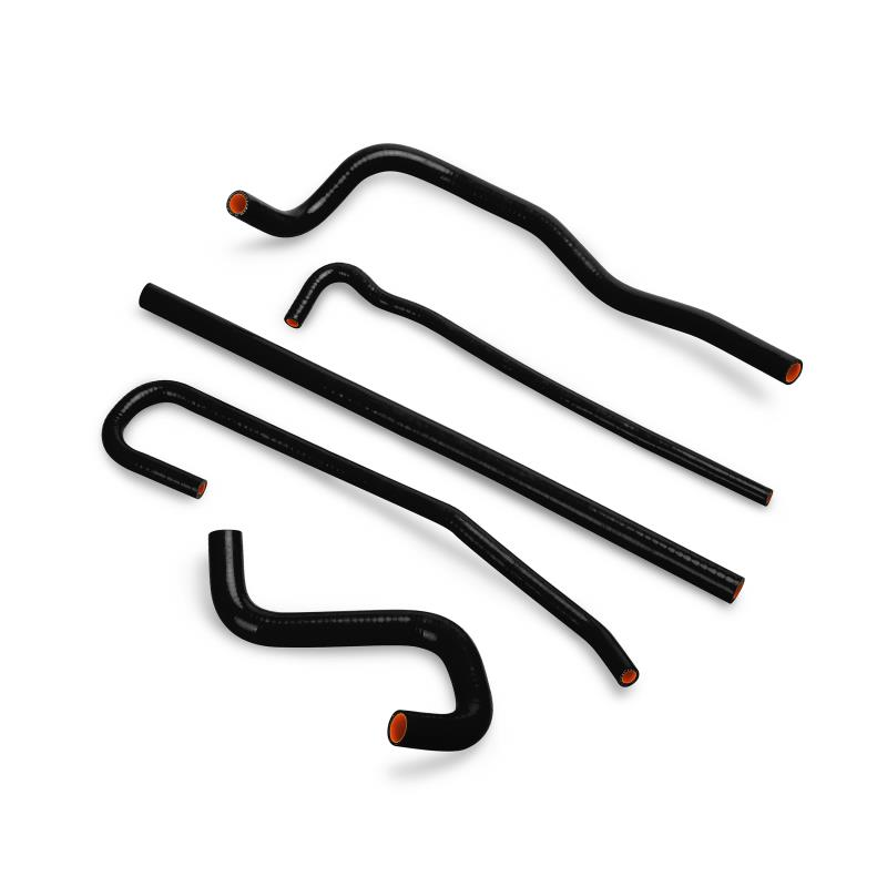 Chevrolet C5 Corvette/Z06 Silicone Ancillary Hose Kit, 1997–2004