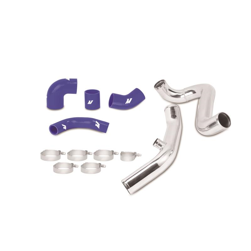 Mitsubishi Lancer Evolution 7/8/9 Lower Intercooler Pipe Kit, 2001-2007
