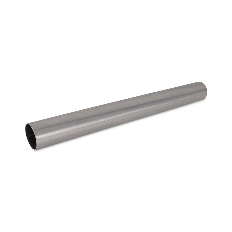 """3"""" Straight Universal Stainless Steel Exhaust Piping"""