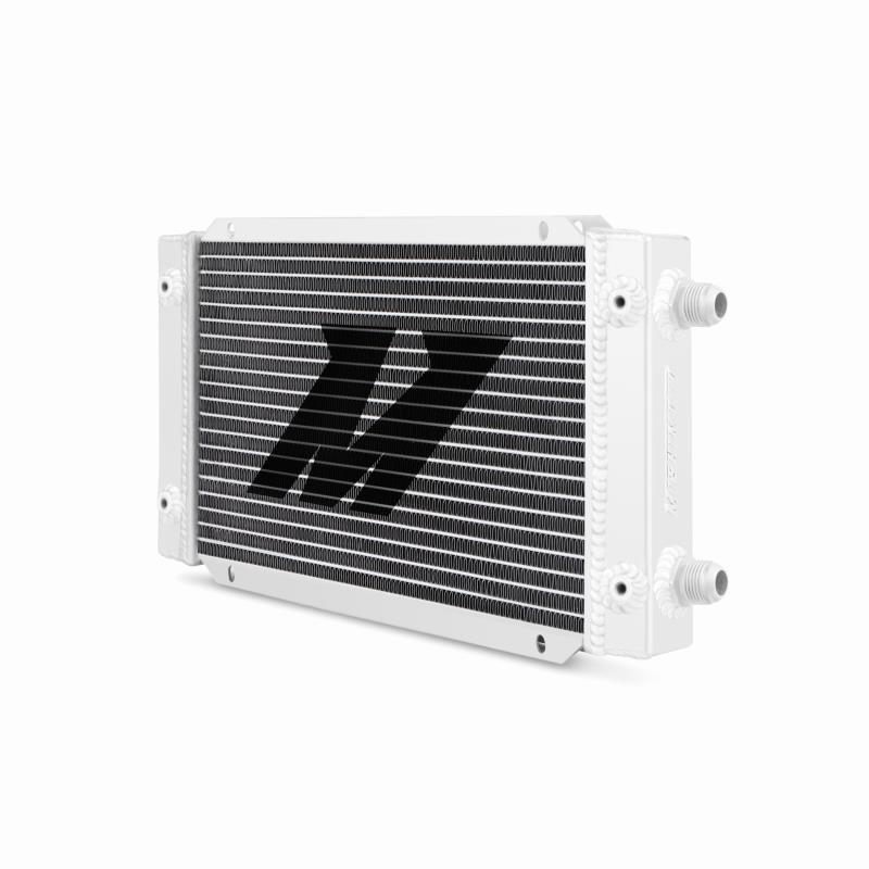 Universal 19-Row Dual Pass Oil Cooler
